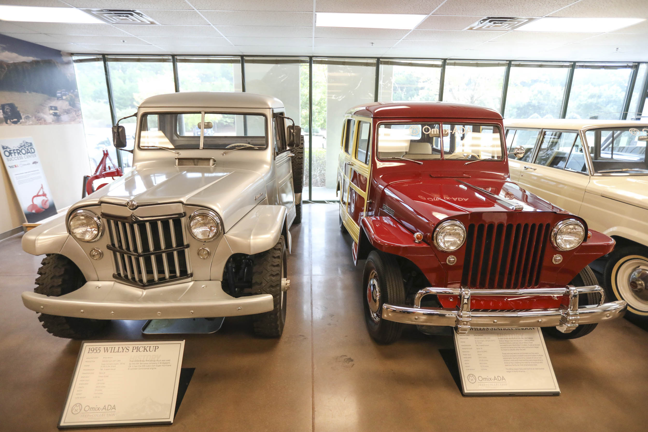 The Willys Wagon is one of the oldest truck-based SUVs.