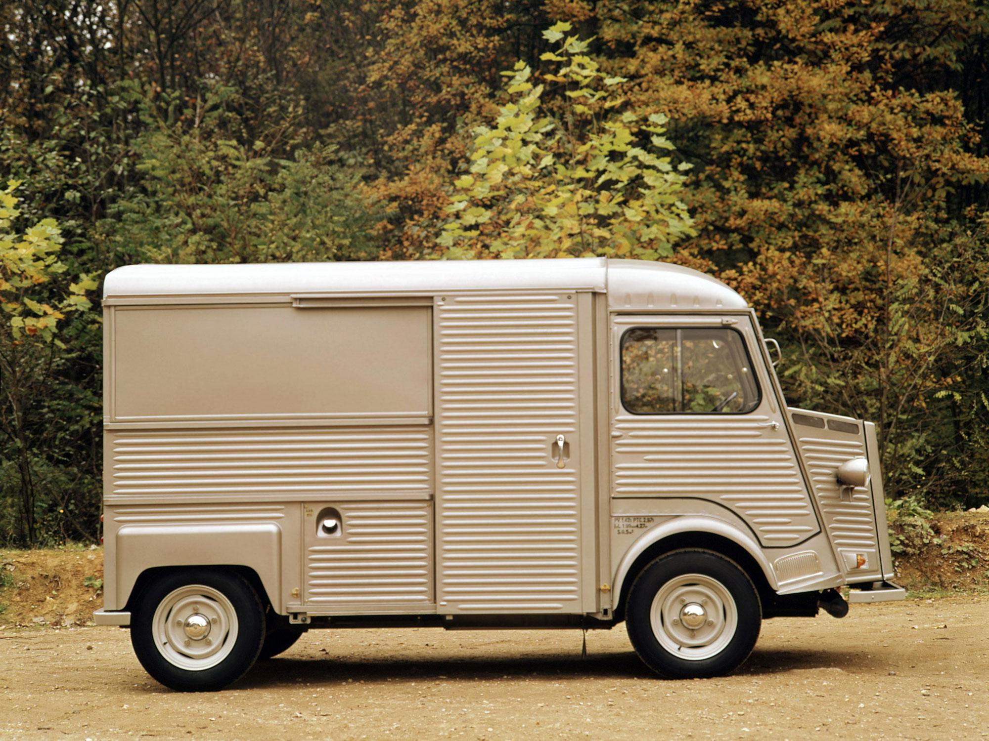 Citroën H-Van