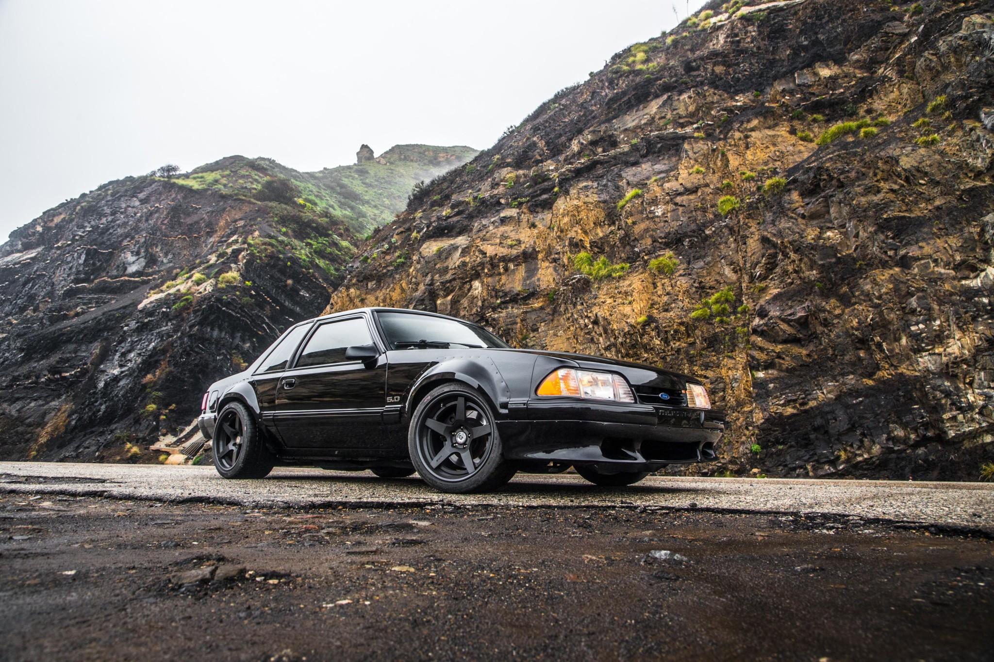 Matt Farah's 5.0-liter Fox-body Mustang notchback could be yours thumbnail