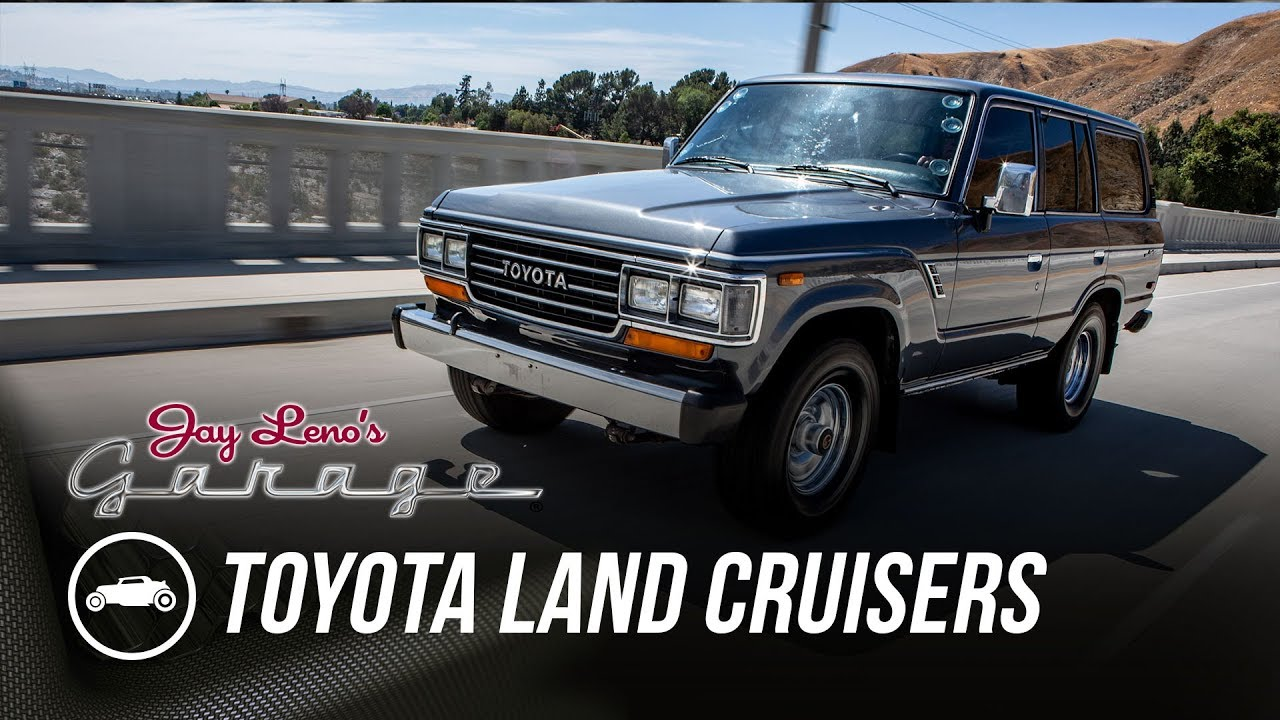 Watch Jay Leno get schooled on '80s Land Cruisers thumbnail