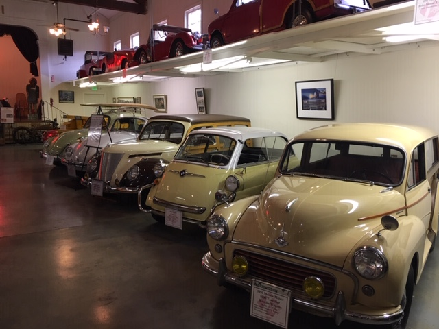 LeMay Collection Marymount microcars