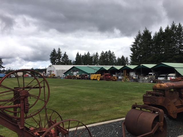 LeMay Collection Marymount barns tractors