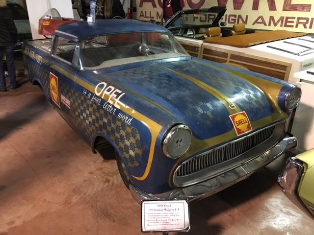 Lemay opel MPG car