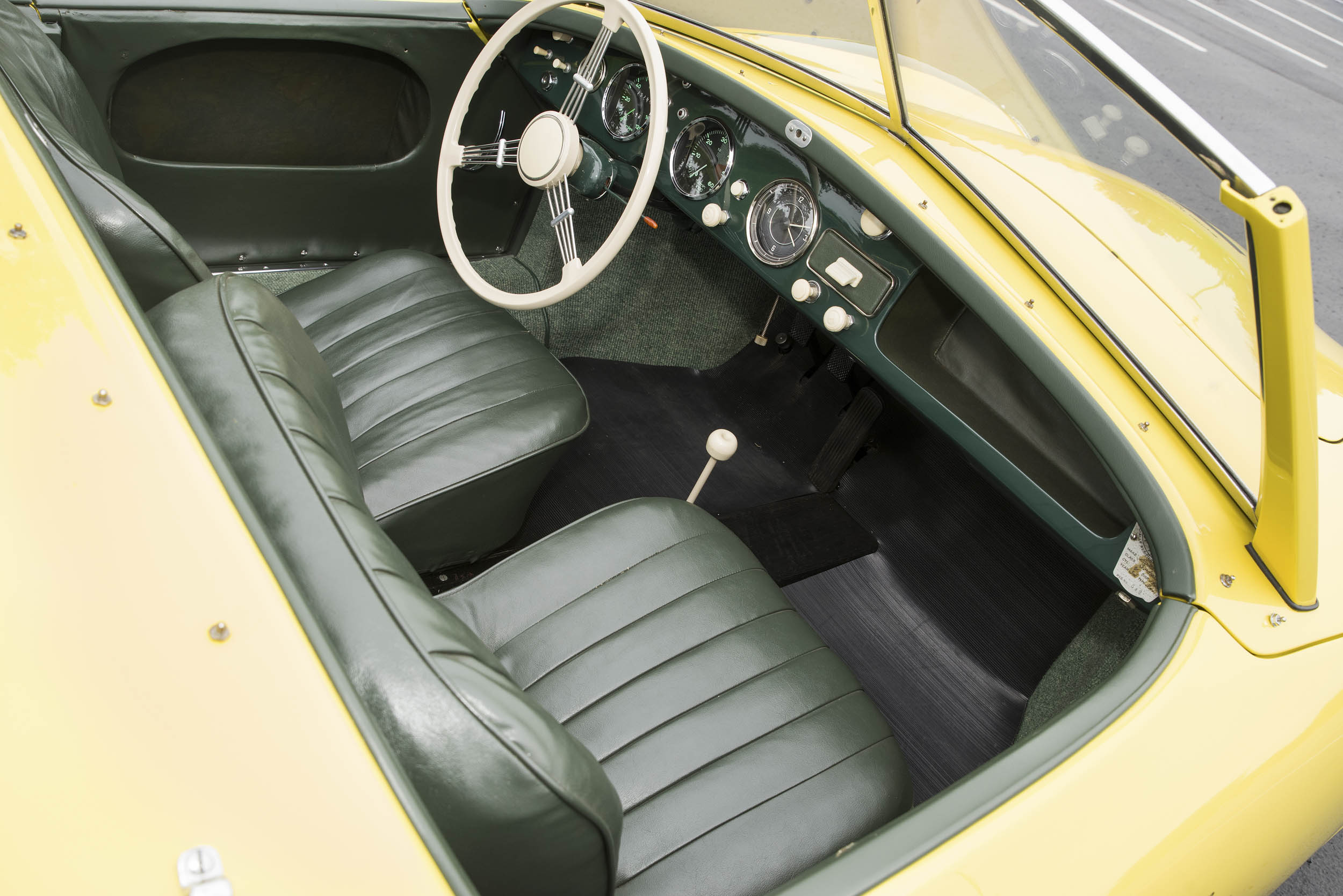 The car has been gently restored to as close to original condition as possible.