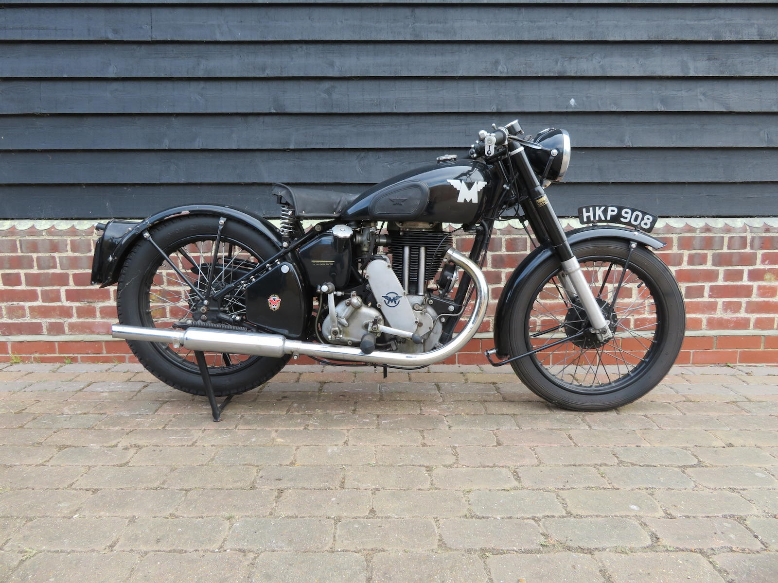 1946 Matchless 497cc G80
