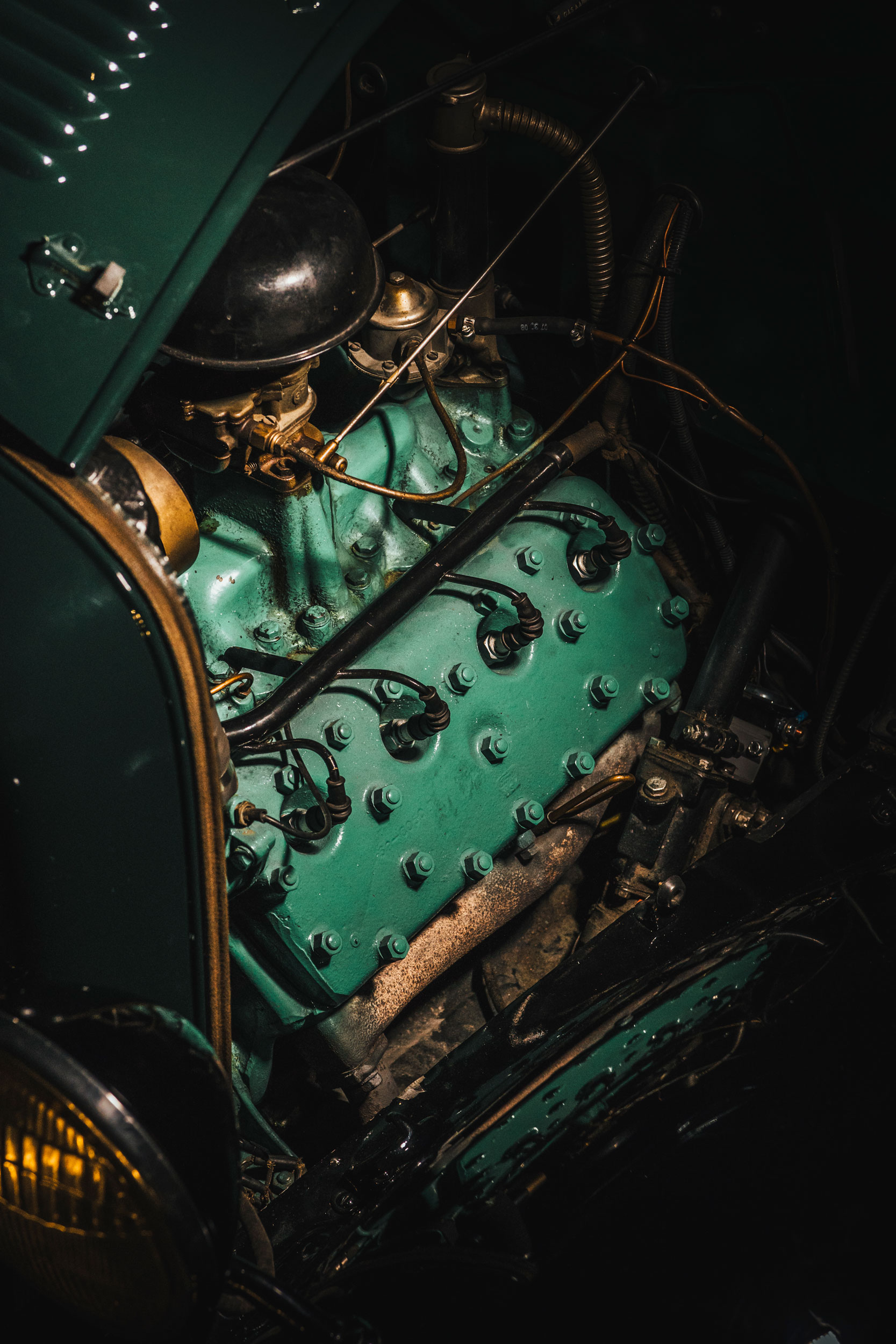 The Ford flathead V-8, which debuted in 1932 after a breakneck development period, went on to power everything from trucks to land speed racers.