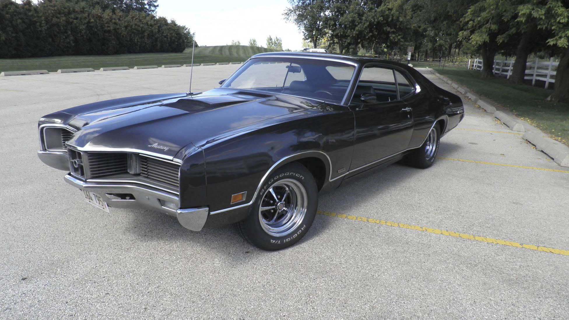 1970 Mercury Cyclone GT