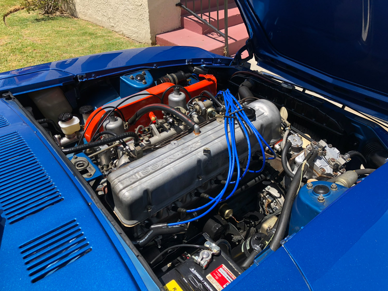 [CSDW_4250]   What to look for in a Datsun 240Z, 260Z, and 280Z | Hagerty Media | 240z Engine Bay Diagram |  | Hagerty