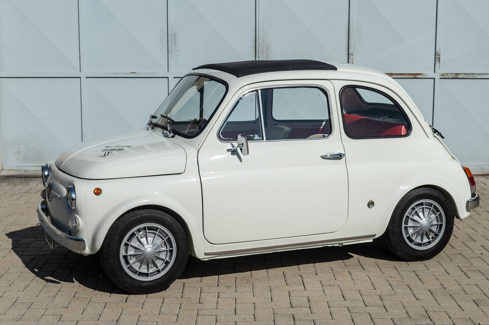 1967 Fiat-Abarth 595 SS
