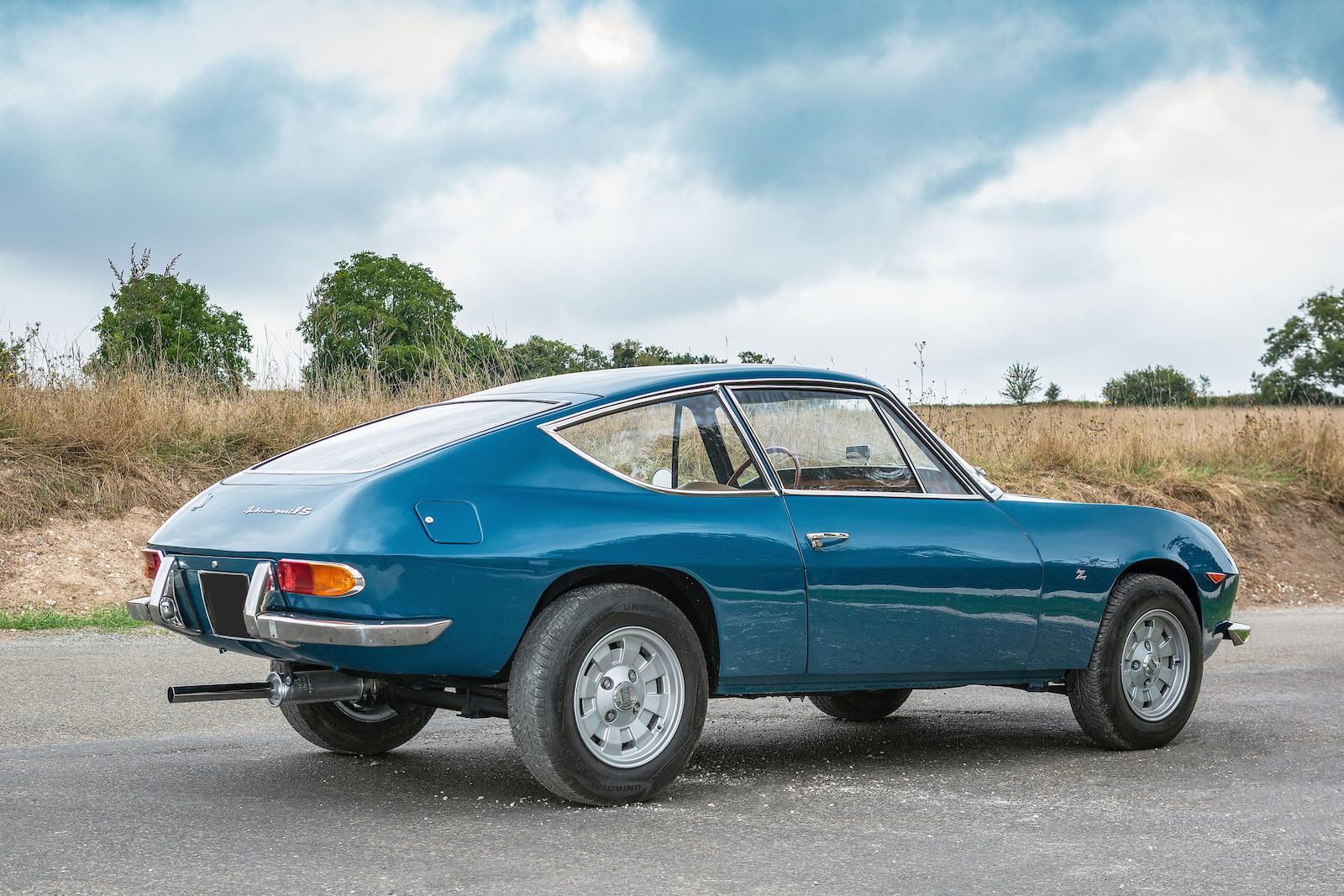 1971 Lancia Fulvia Zagato