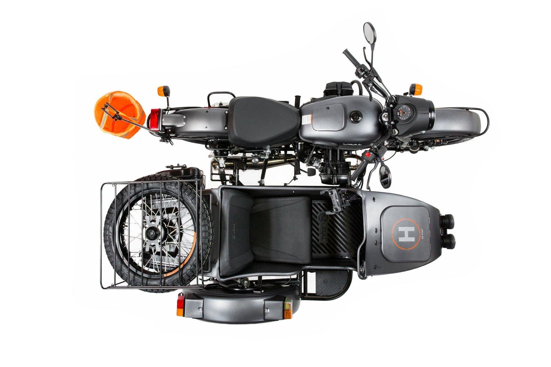 2019 Ural AIR bike side