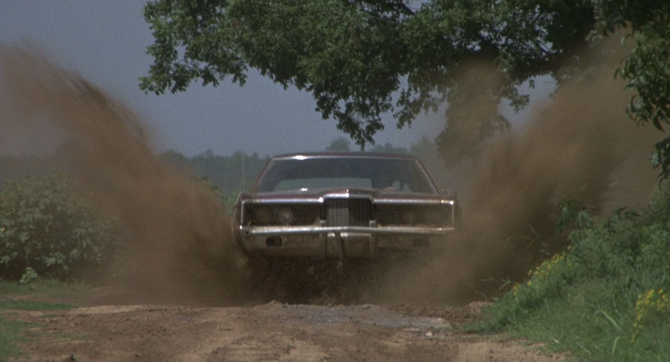 Burt Reynolds White Lightning ford muddin