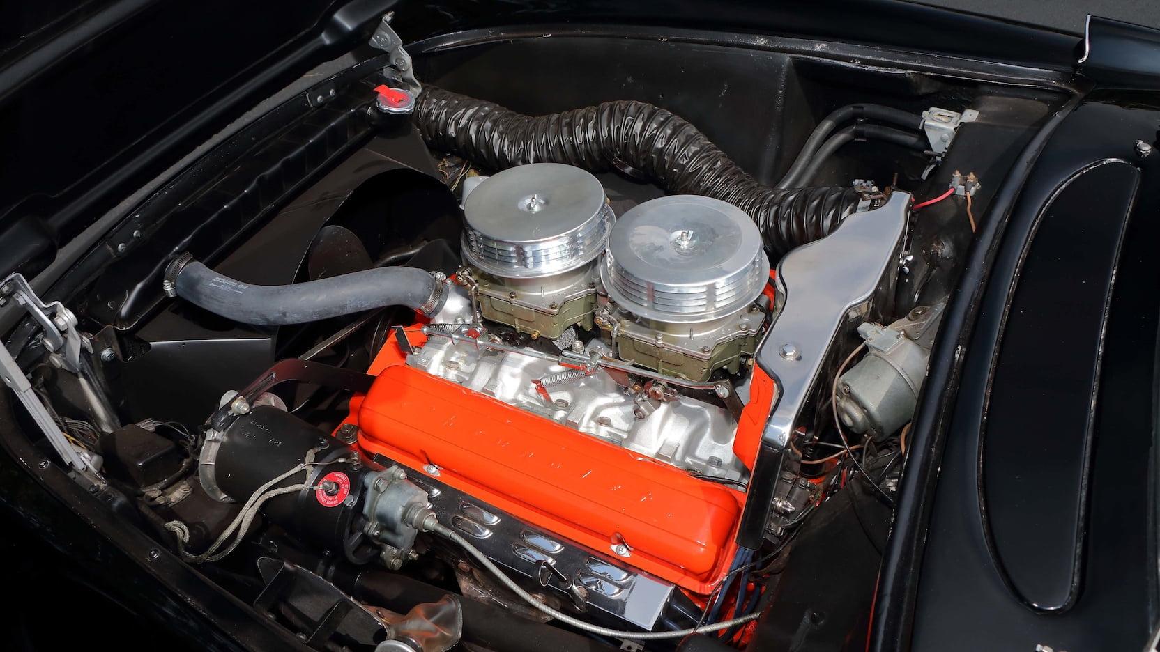 1965 Chevrolet Corvette 265 dual quad
