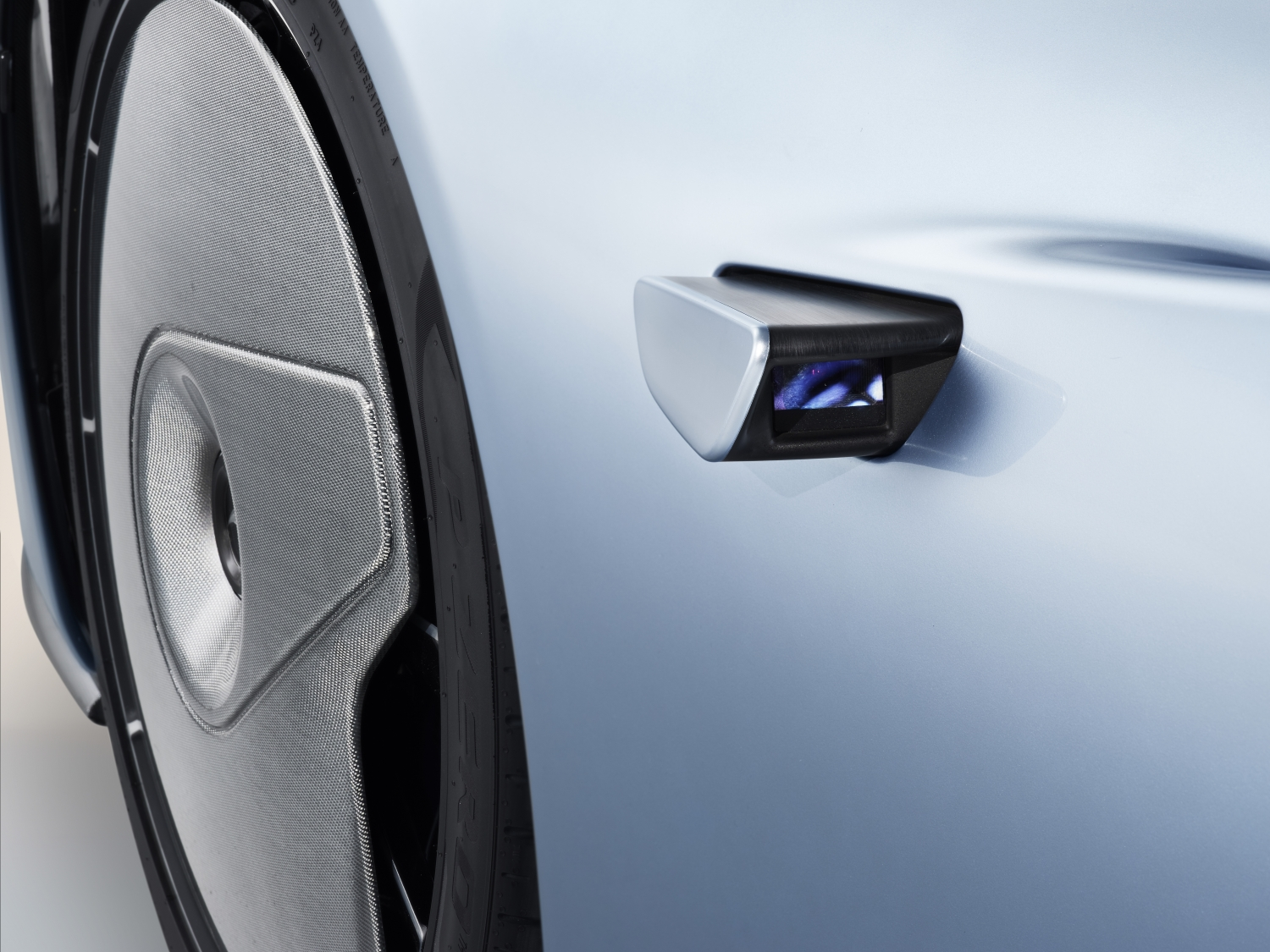McLaren Speedtail camera