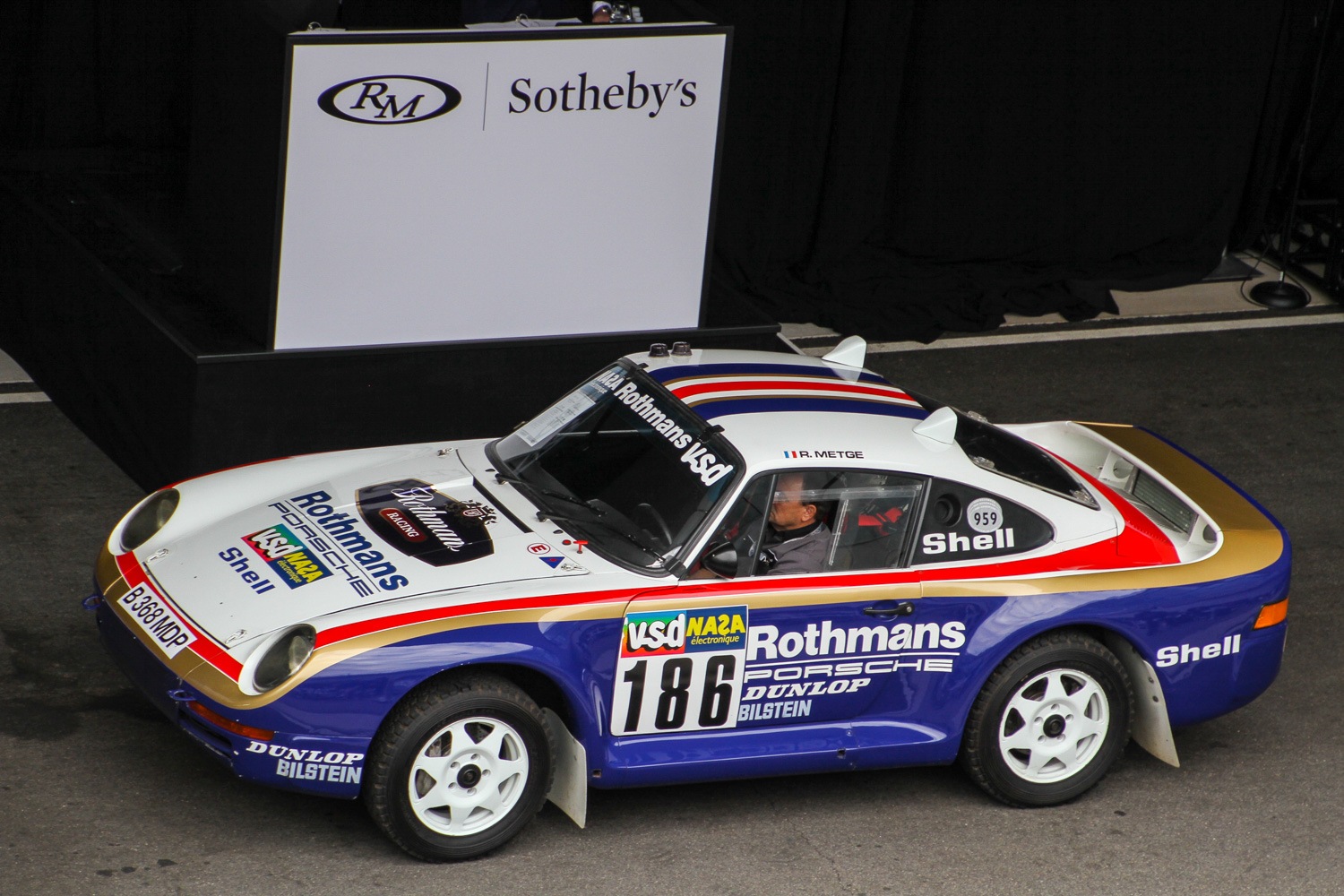 6 over-the-top sales from the Porsche 70th Anniversary Auction thumbnail
