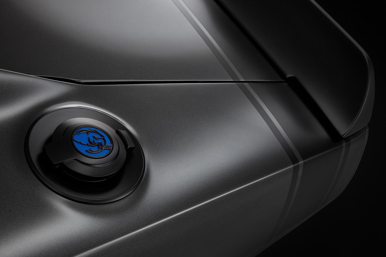 Dodge SRT Hellephant crate engine gas cap