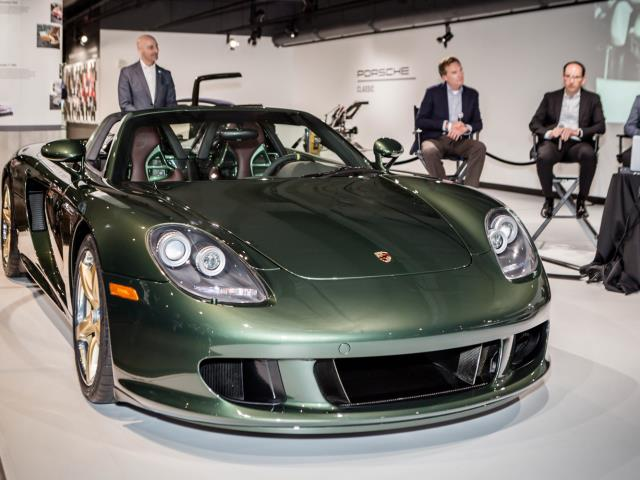Are Today S Supercars Immune To Depreciation