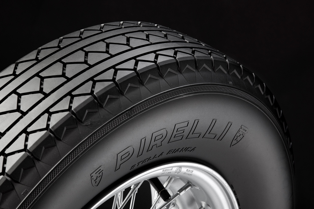 Pirelli is remanufacturing cross-ply performance tires for vintage sports cars thumbnail