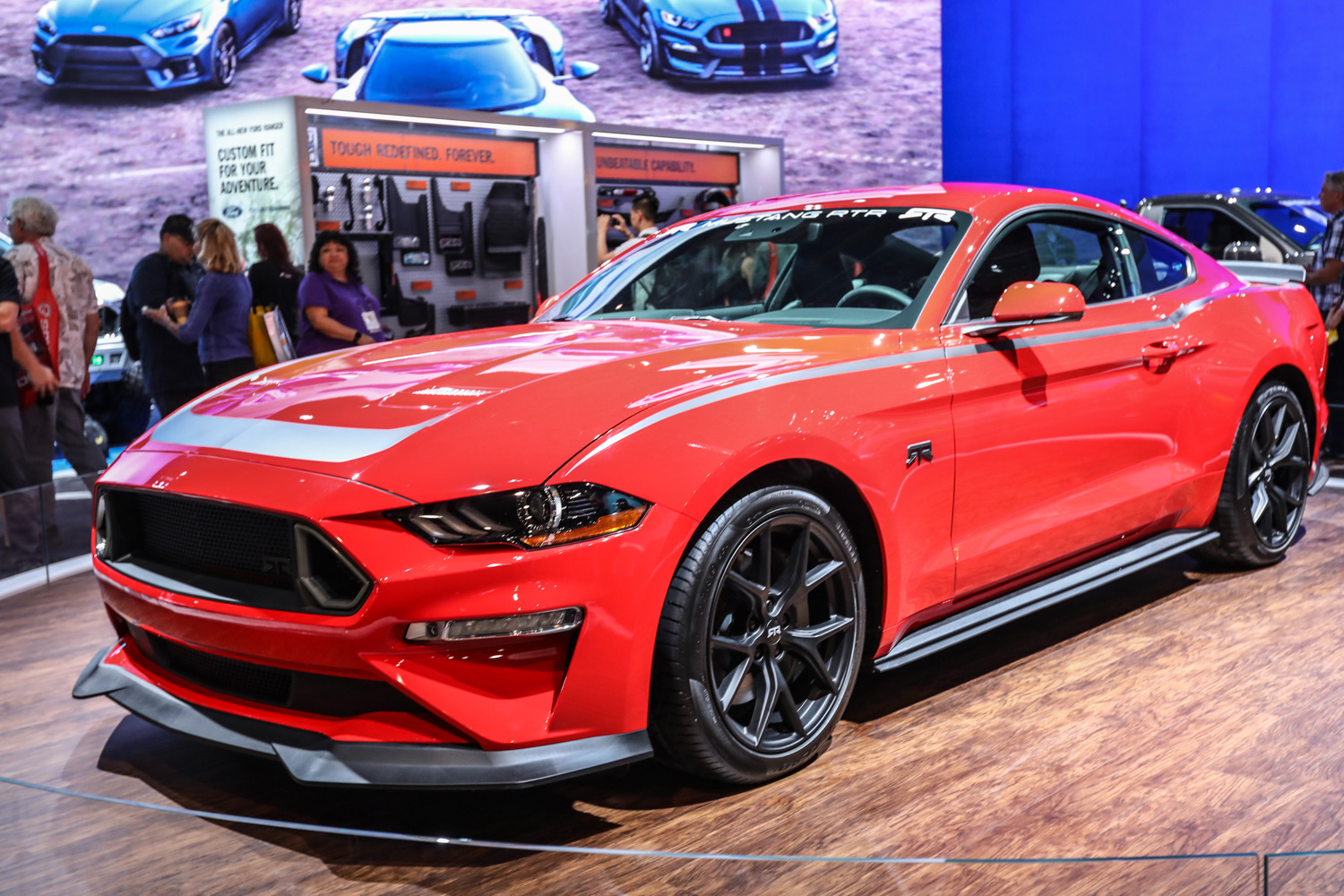 2019 Ford Mustang RTR