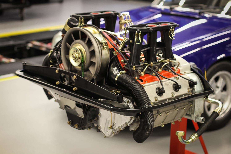 Porsche Classic Restoration  911 engine