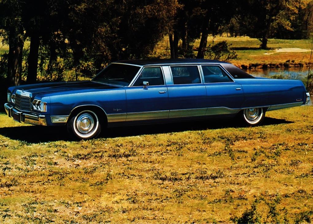 1974 Chrysler Limousine