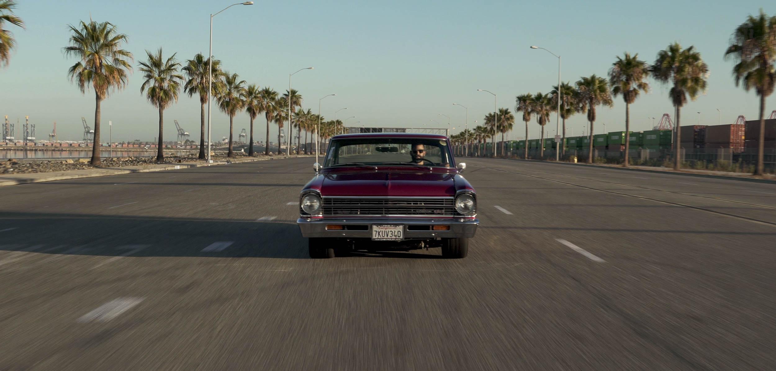 1967 Chevrolet Nova SS front