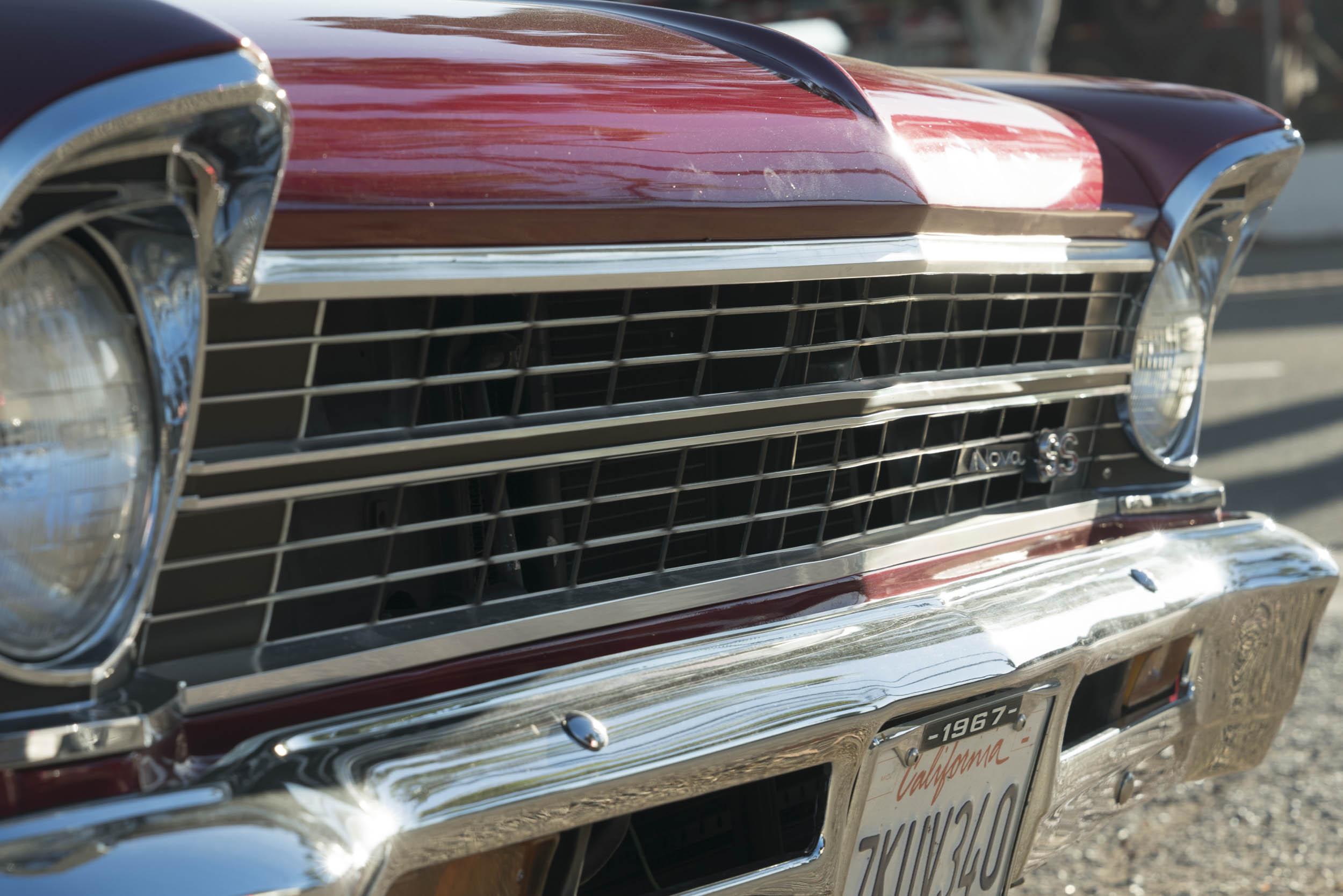 1967 Chevrolet Nova SS grille