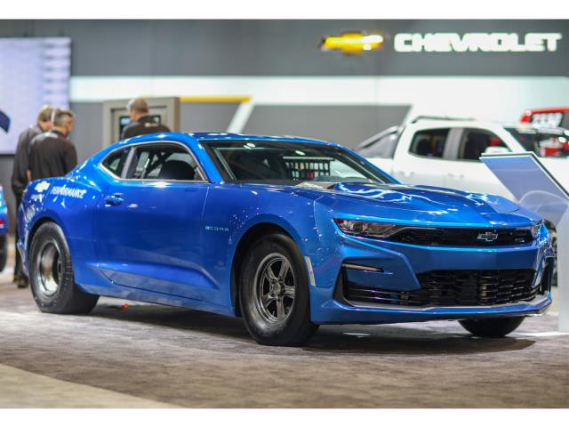 The track-slaying fifth-generation Chevy Camaro Z/28 is