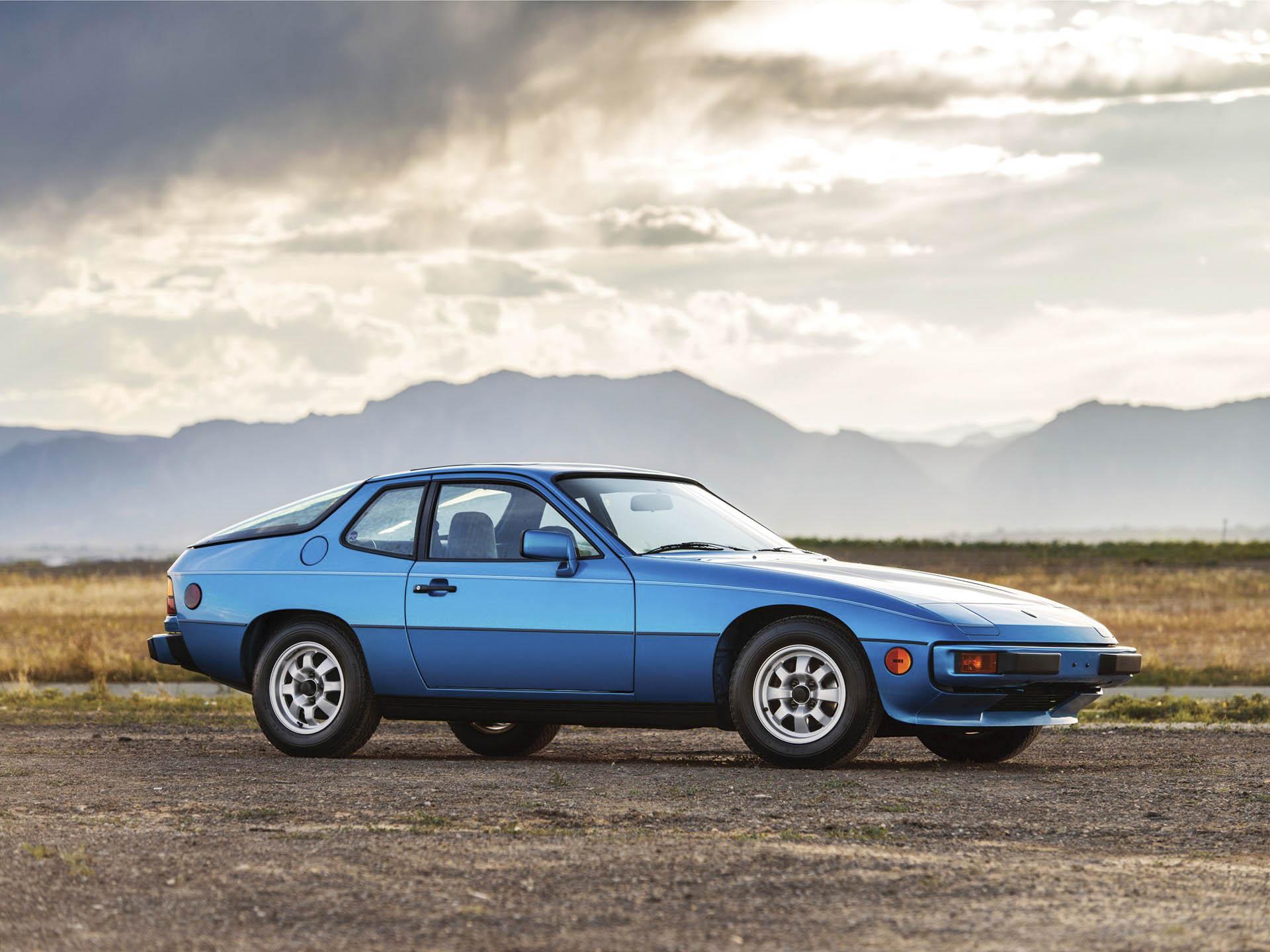 1980 Porsche 924