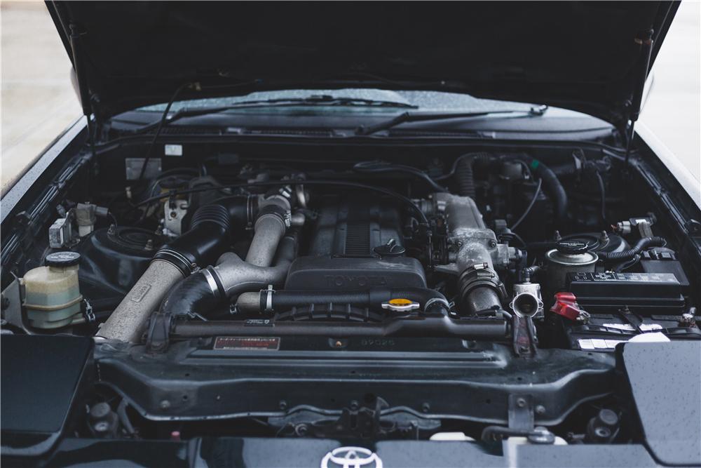 1991 Toyota Supra Turbo 7M