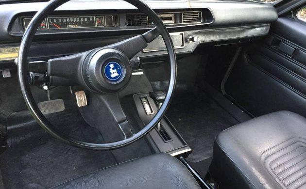 1971 Plymouth Cricket interior