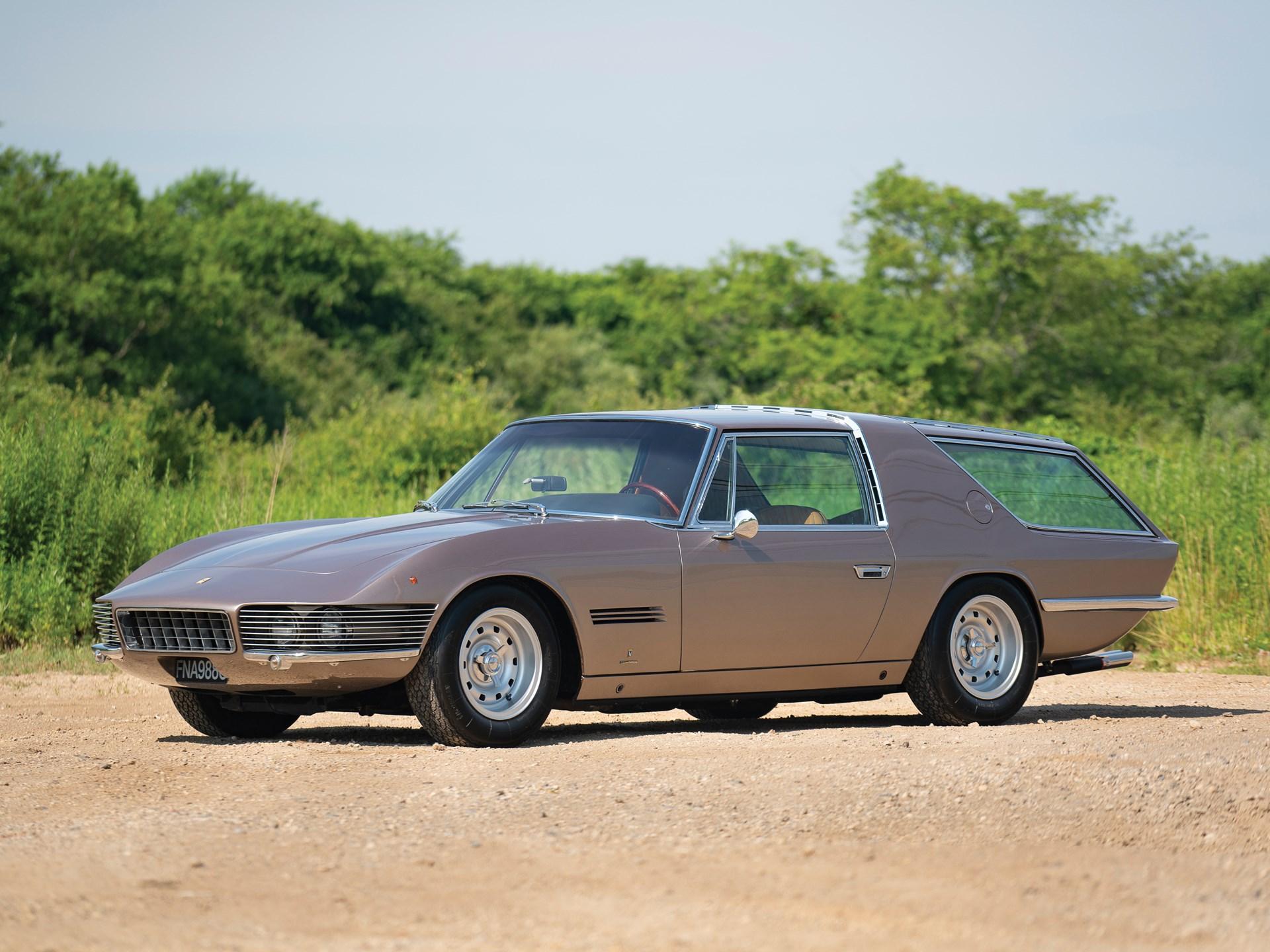 Sorry, but this 1965 Ferrari 330 GT breadvan just wins thumbnail