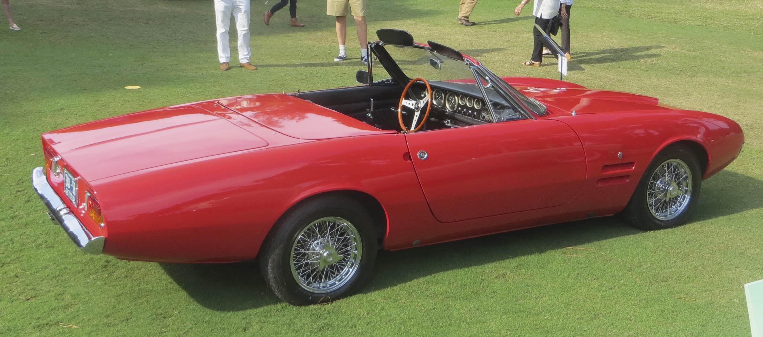 Ghia 450/SS