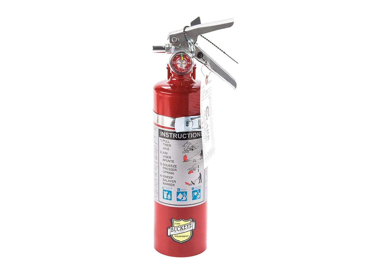 Buckeye fire ABC Dry chem extinguisher