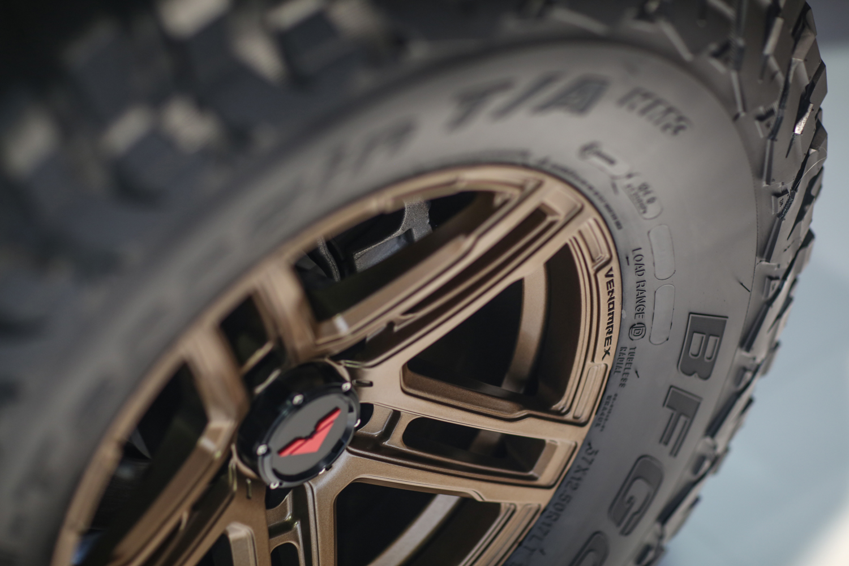2018 SEMA Trends upscale jeep wheels