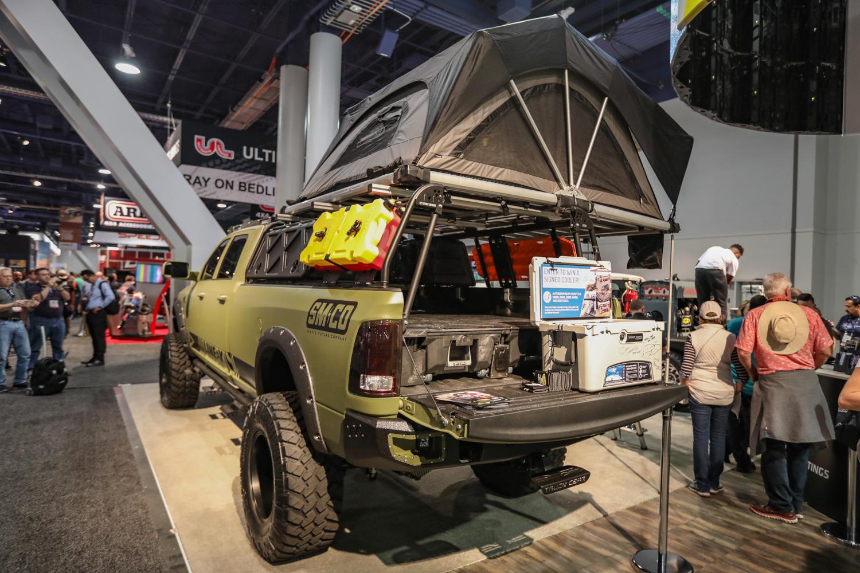 2018 SEMA Trends truck beds