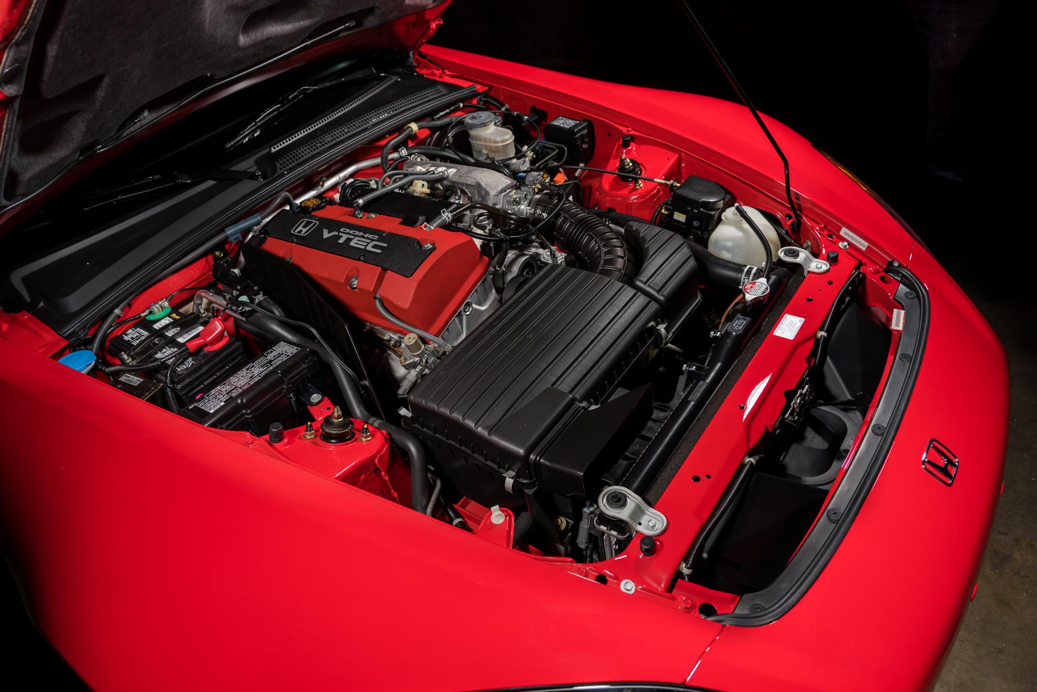 2000 Honda S2000 Engine