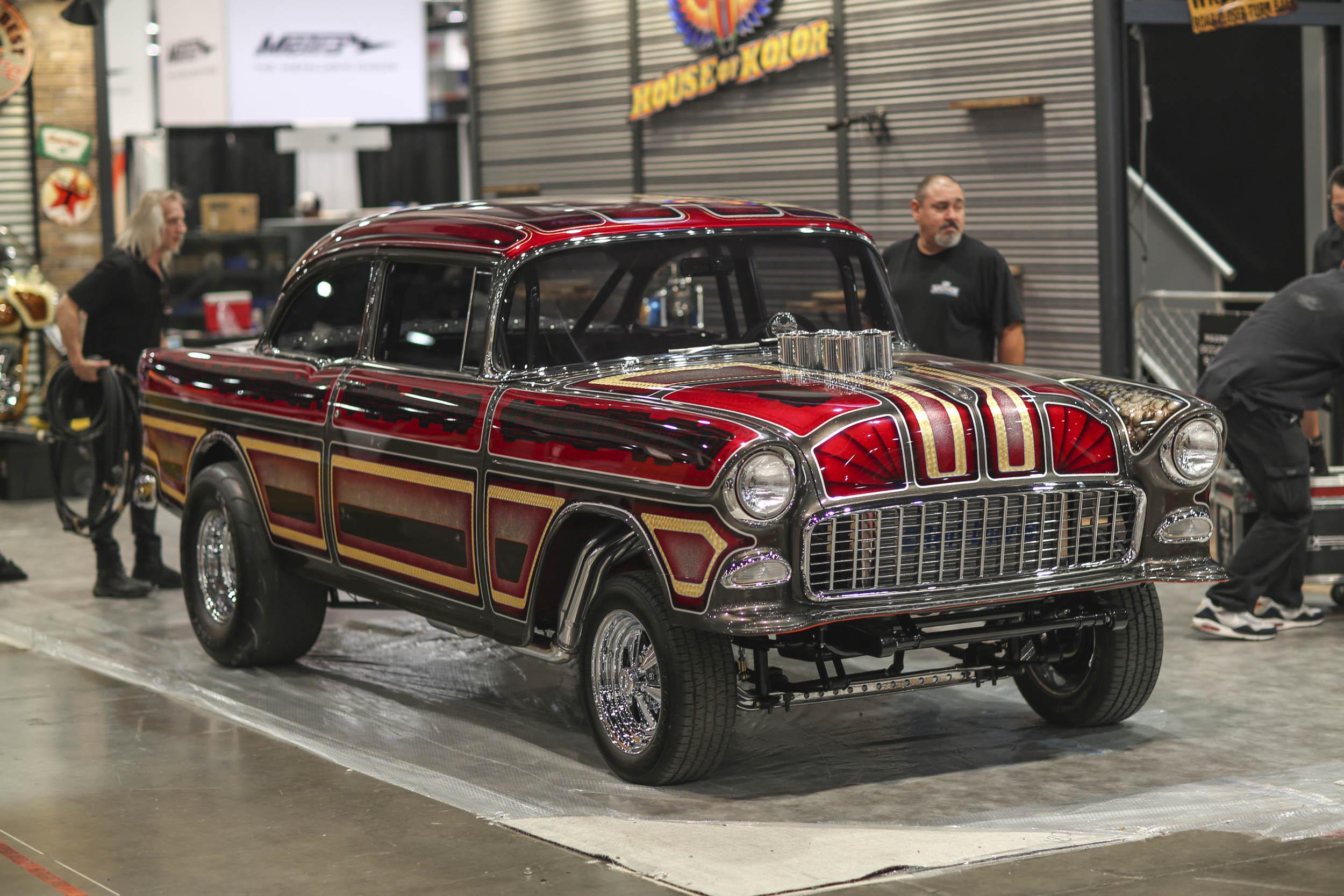 50s custom build