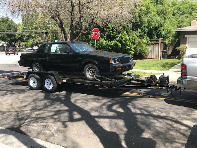 The day I smashed up a brand-new Buick GNX | Hagerty Articles