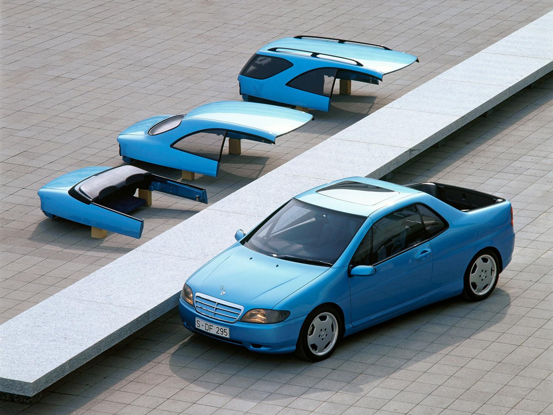 1995 Mercedes-Benz VRC concept