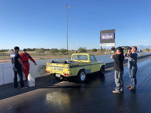 Roadkill Mazdarati rear 3/4
