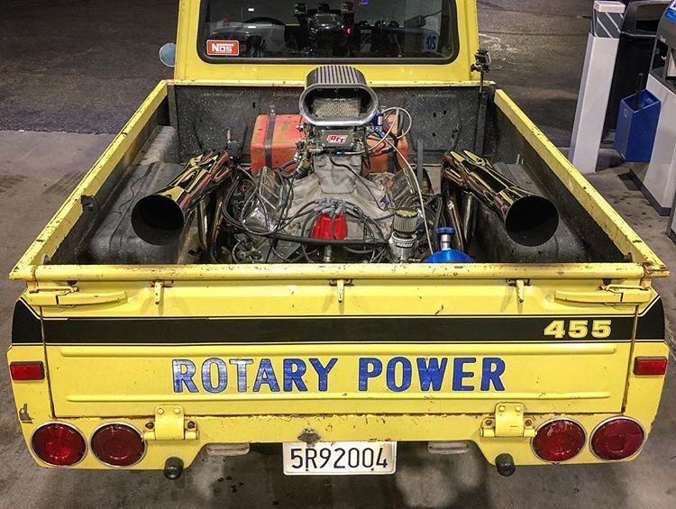 Roadkill Mazdarati engine