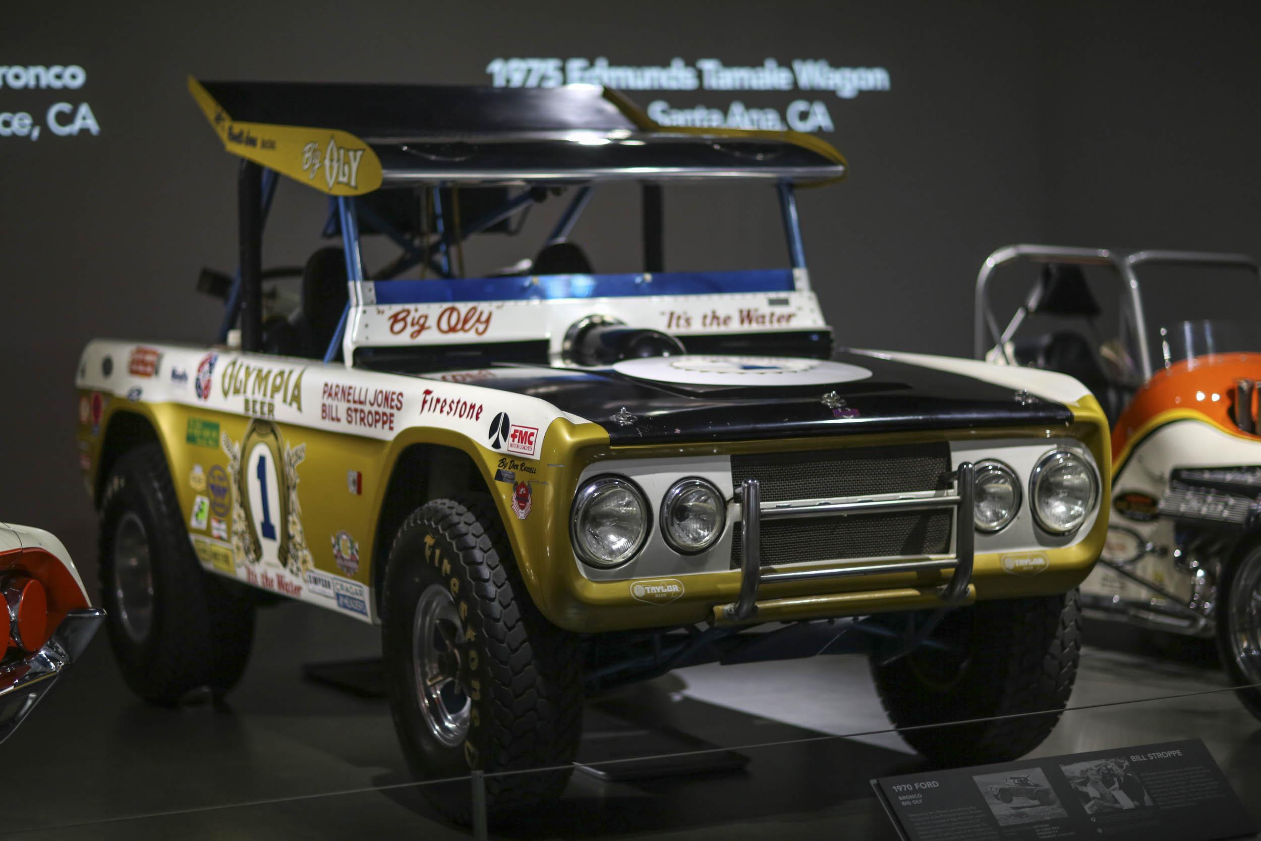 Racing legend Parnelli Jones celebrated at Petersen Museum