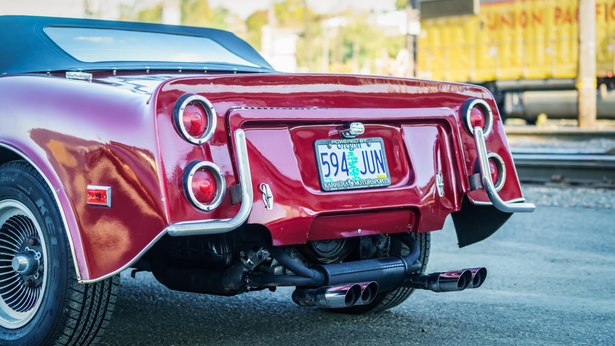 Bradley GT rear 3/4