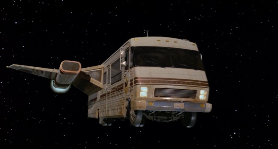 Spaceballs Winnebago Chieftain front 3/4