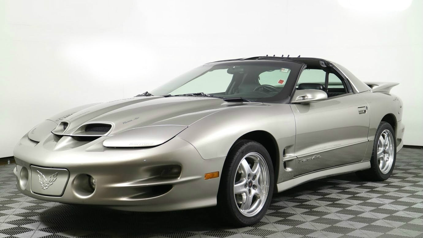 Before You Buy A 1996 2002 Pontiac Trans Am Ws6 Here S What To Look For Hagerty Media
