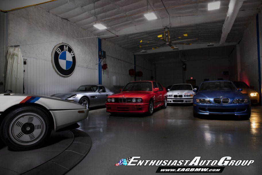 BMW Collection inside low