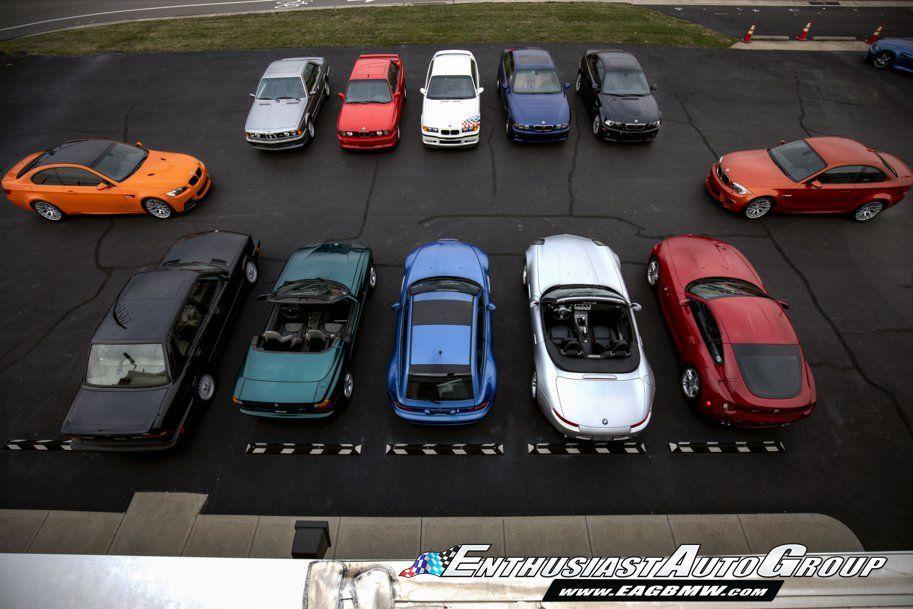 BMW collection e90 m3