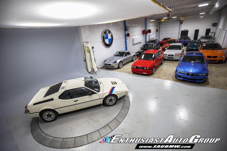 BMW collection z8 door down