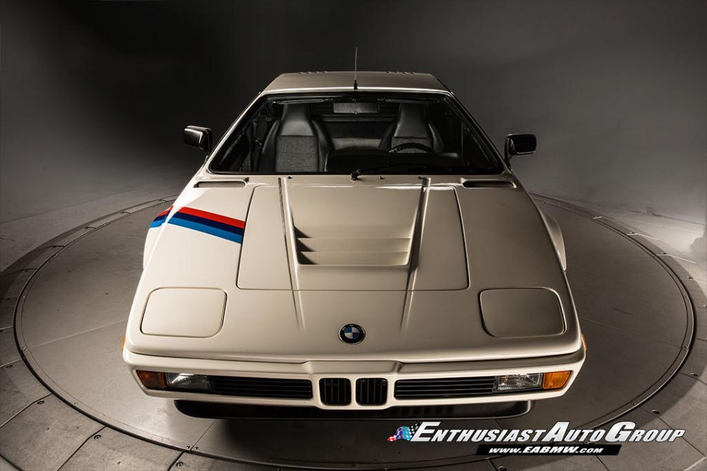 BMW M1 Supercar front